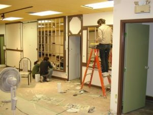 Renovating the Toronto center