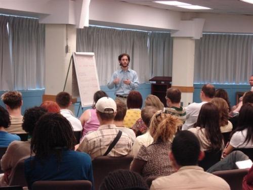 Intro Talk July 2007