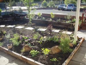 Perth Center Scented Garden