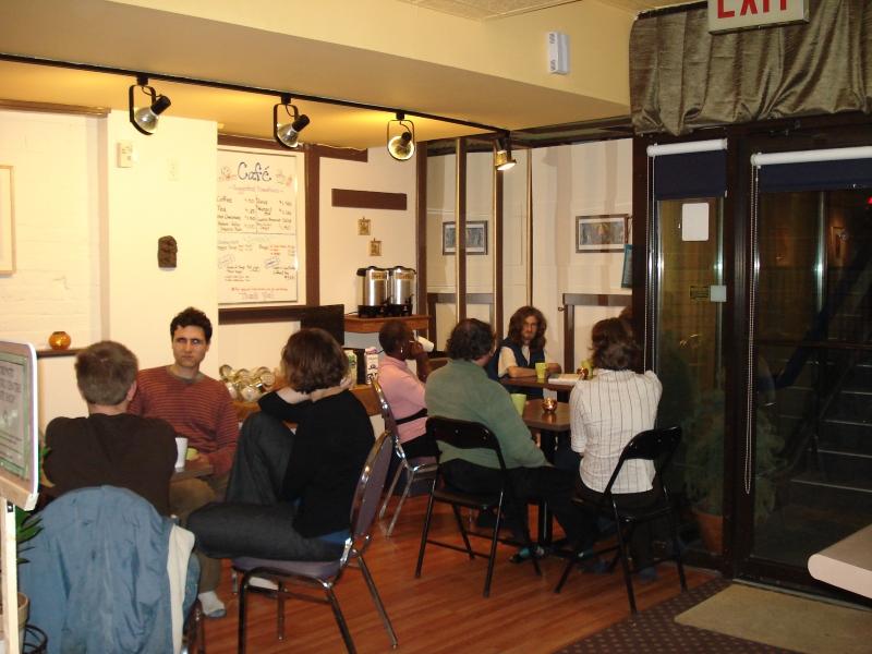 Toronto Center Cafe