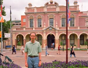 Belzebuub at Paramatta Town Hall in 1998