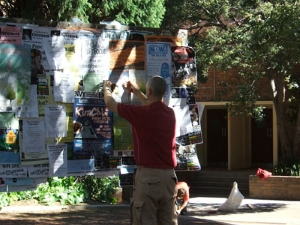 Postering Sept 2007 Sydney